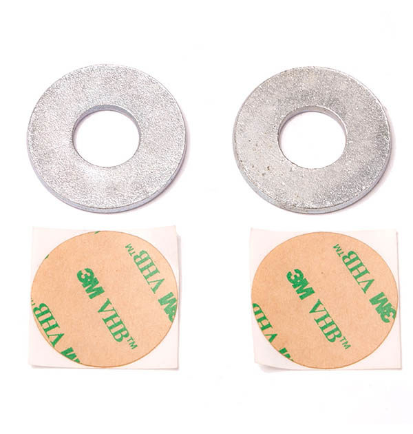 Stovetop Firestop Fire Protection Adhesive Discs
