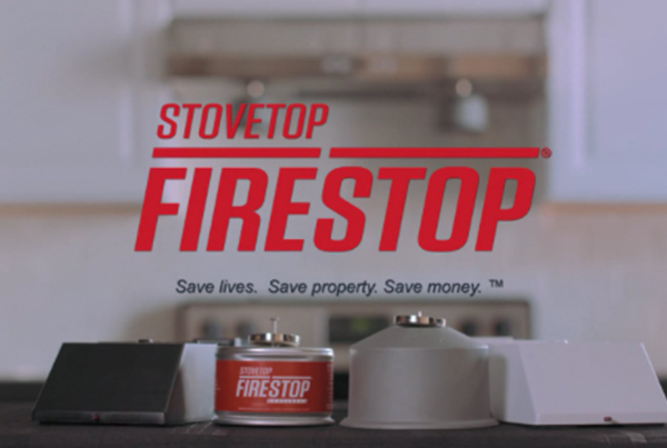 Stovetop Firestop Kitchen Fire Suppression Product Video