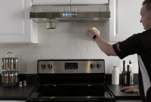 Stovetop Firestop Kitchen Fire Suppression Demo Video